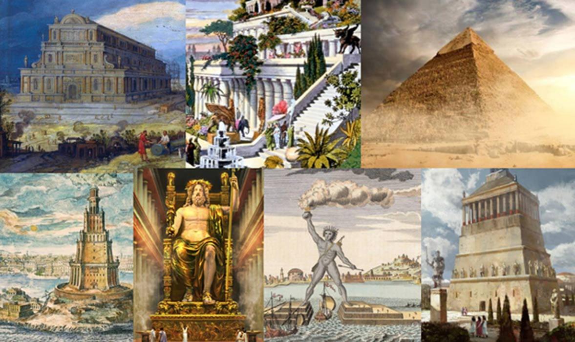 Sette meraviglie del mondo antico